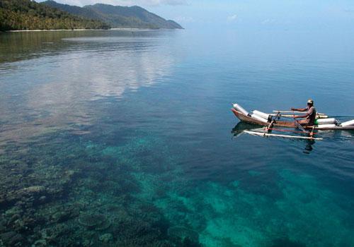 Papua Nova Guiné, Mar de Bismarck