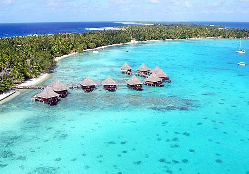Melhores lugares para mergulhar: Rangiroa, Polinésia