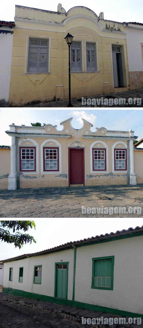 Casinhas de Goiás Velho - Deícia!