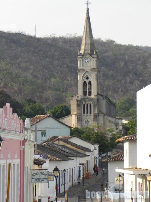 Visão Geral da cidade de Goiás