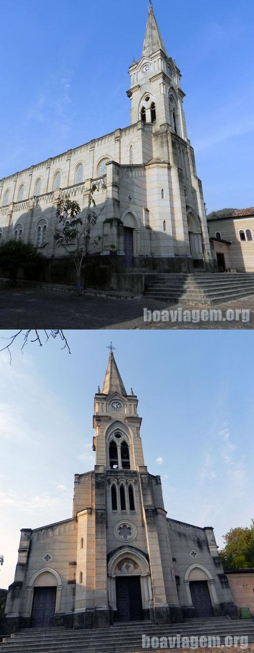 Principal Igreja da cidade de Goiás