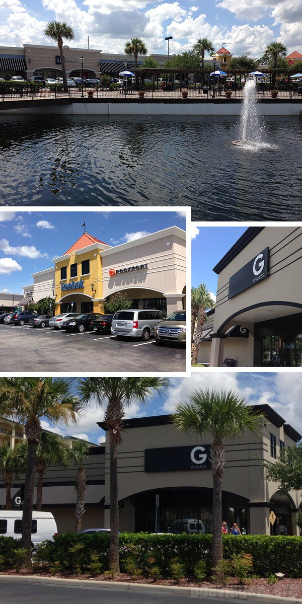 Lake Buena Vista Factory Stores - Outlet em Orlando