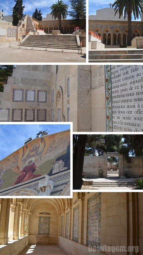 Igreja de todas as nações ou Basílica da Agonia