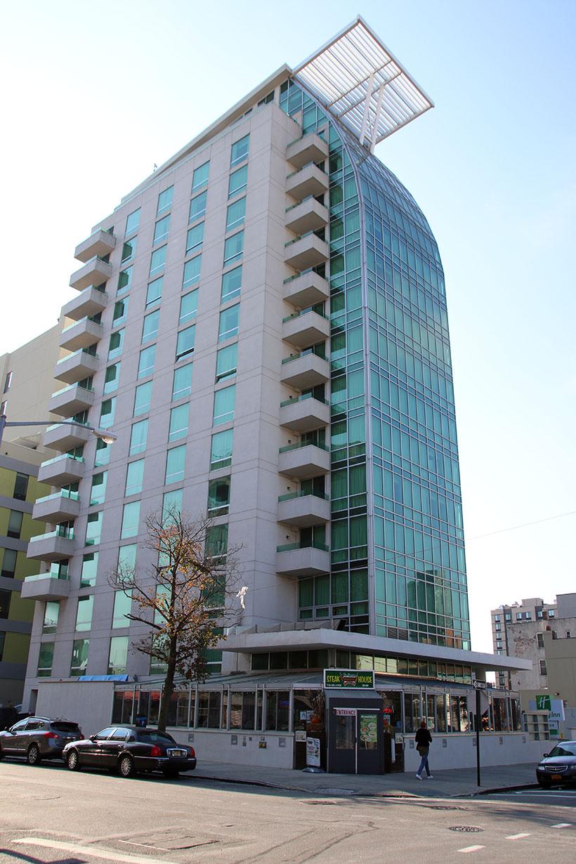 Hotel no Queens/Long Island City: Holiday Inn Manhattan View