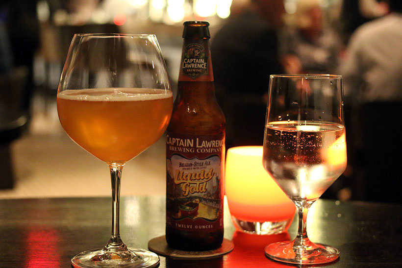 Cerveja Captain Lawrence Liquid Gold