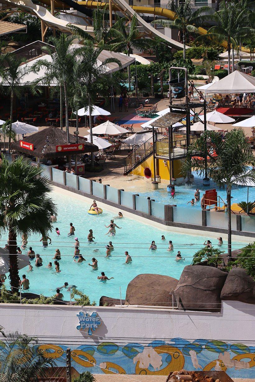 Water Park, o parque aquático do Grupo Privé em Caldas Novas