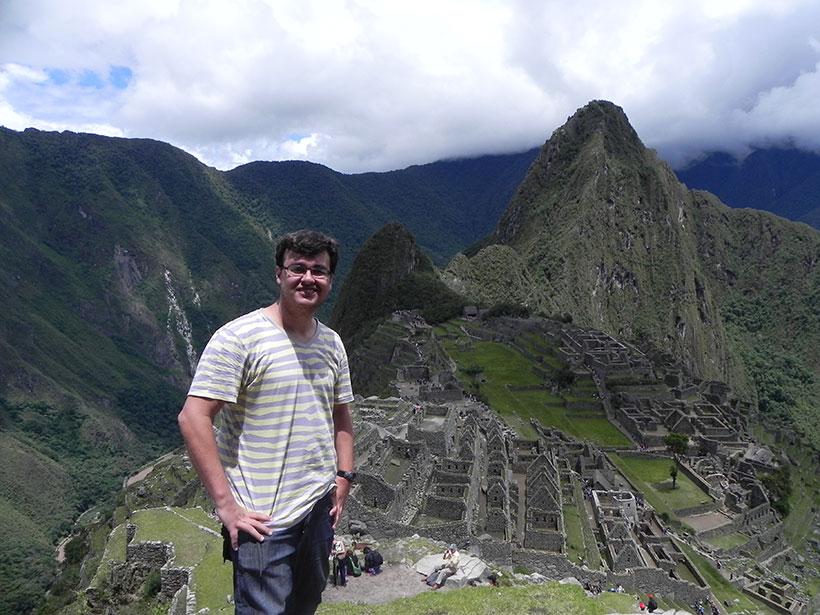 A cidade perdida dos Incas, Machu Picchu