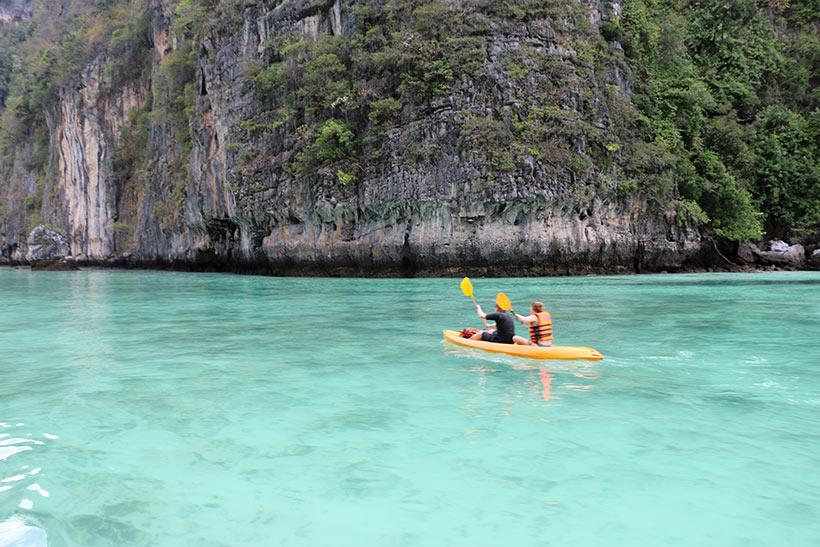 Outras formas de ir até Maya Bay