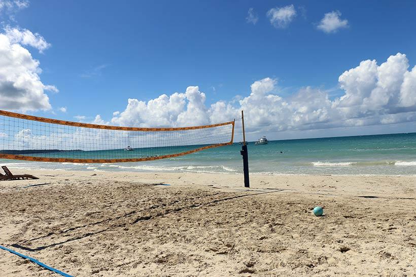Praia na Jamaica, Seven Miles Beach