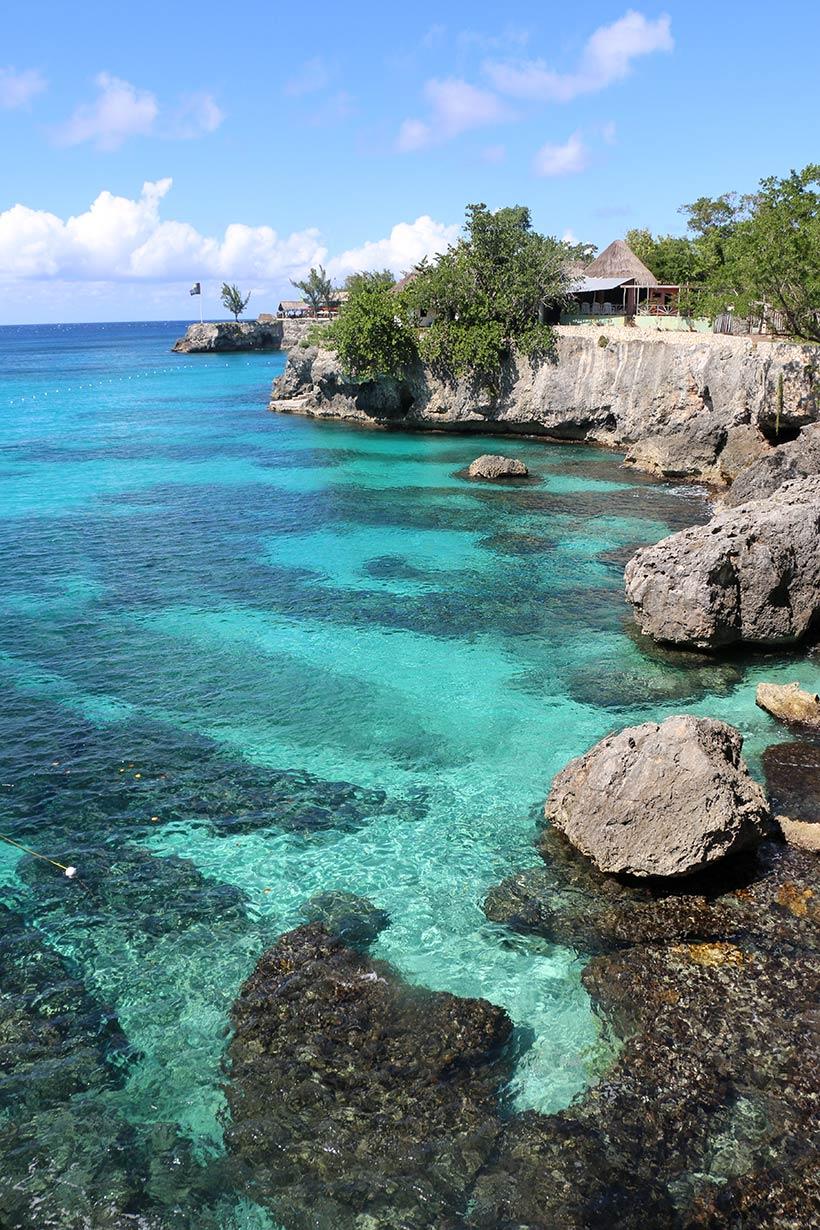 Alguns dos lugares mais lindos de Negril Jamaica