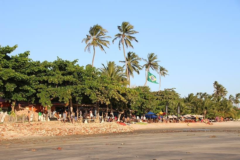 Fotos de Jericoacaoara: vilarejo de Jeri visto da praia