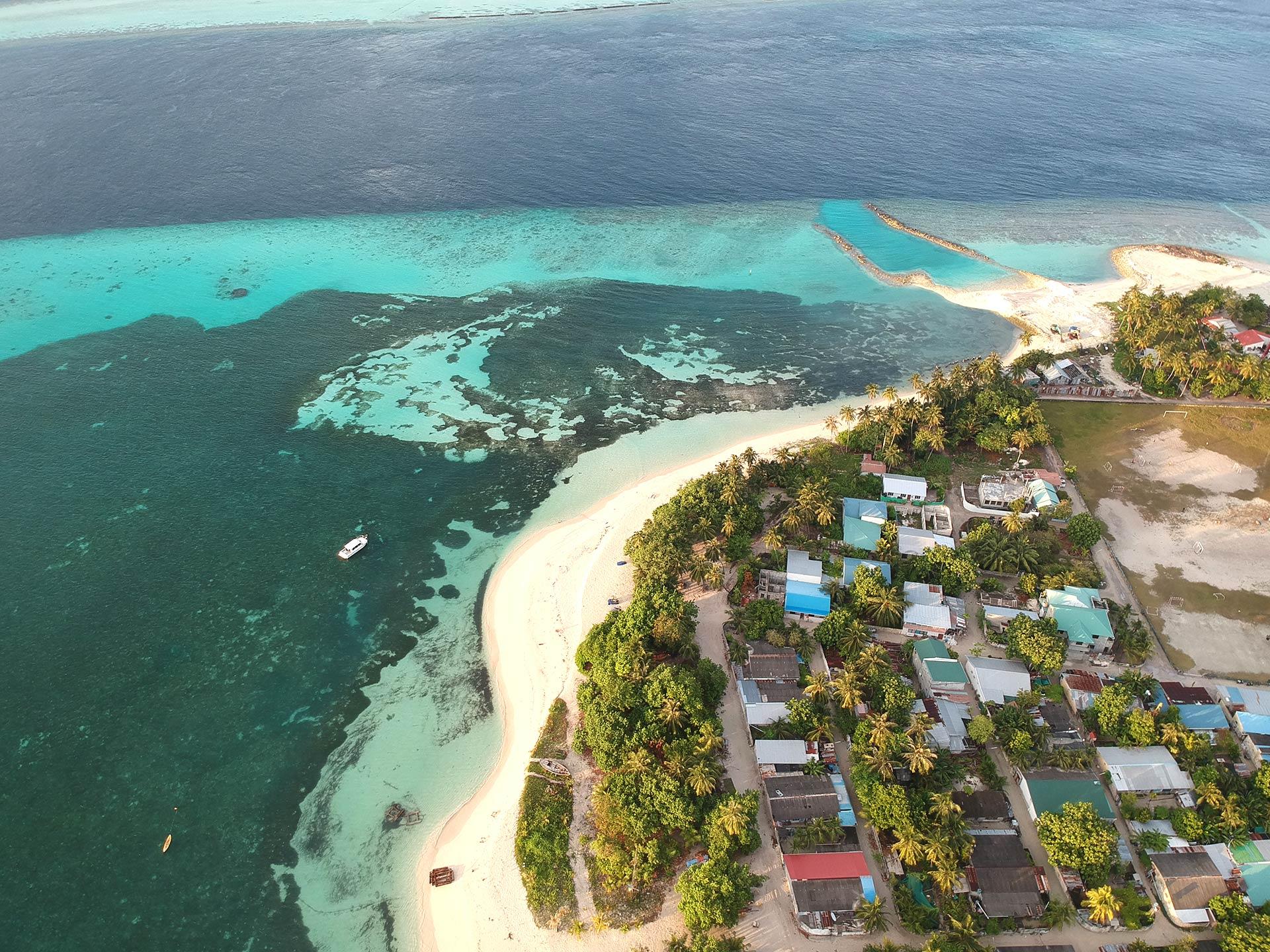 Fotos das Maldivas