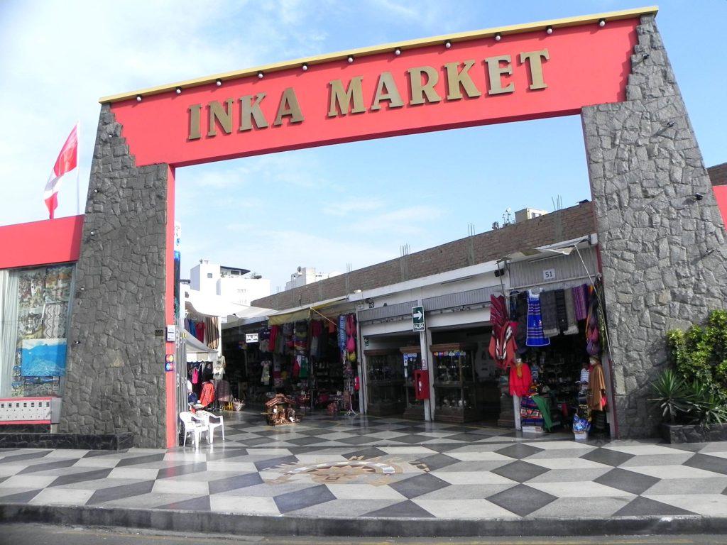 artesanatos em Lima