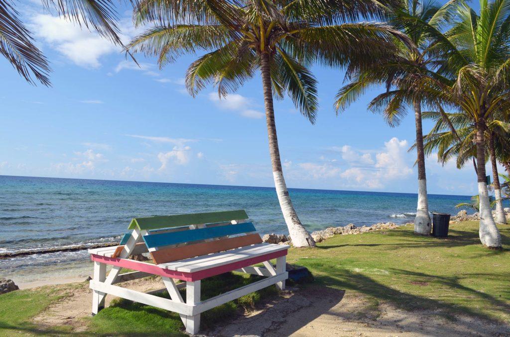 volta na ilha de San Andrés