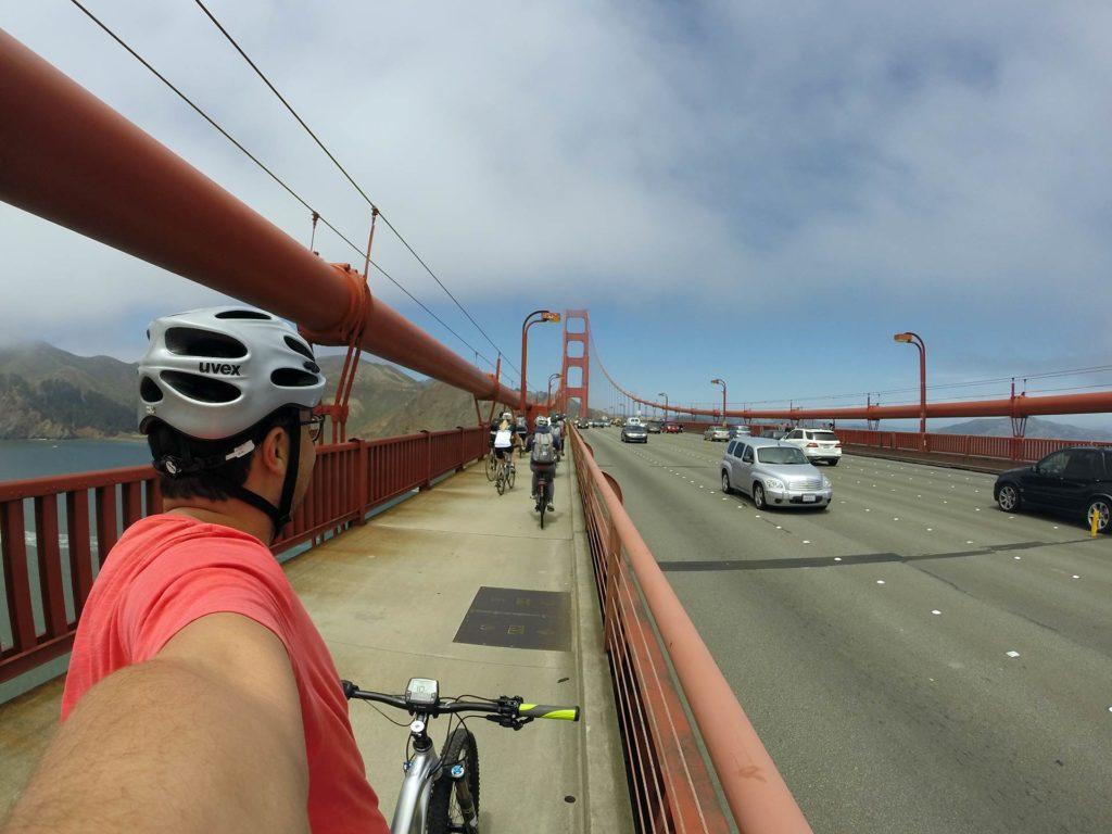 Bicicleta em São Francisco