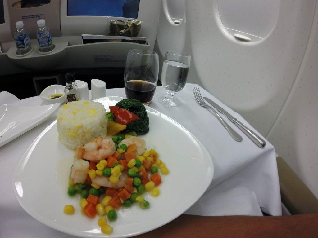Executiva da Asiana Airlines