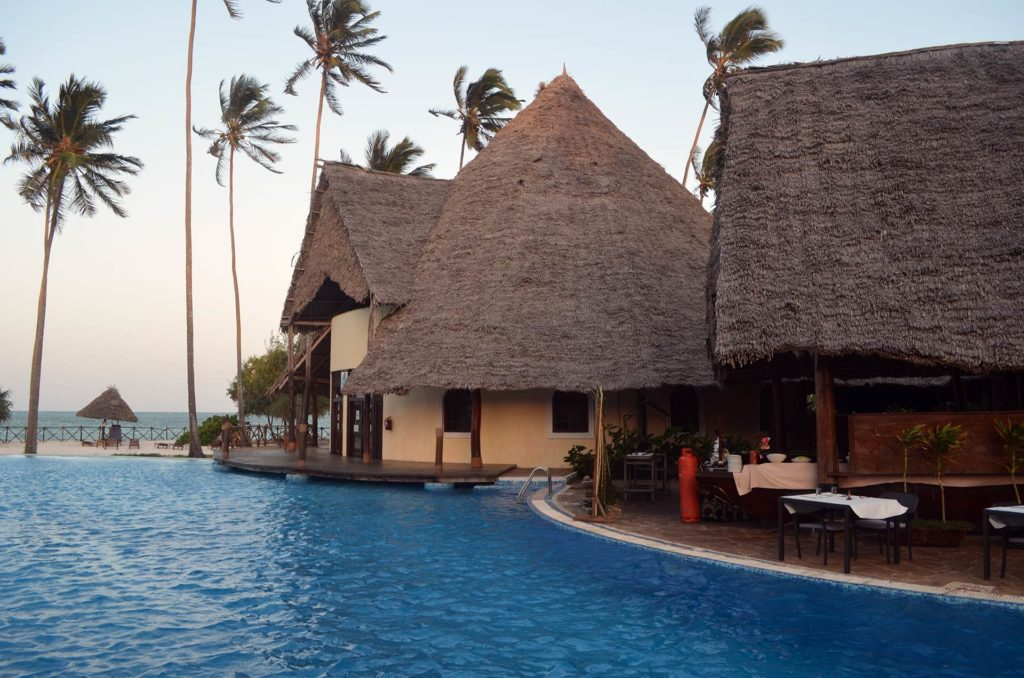 All Inclusive em Zanzibar