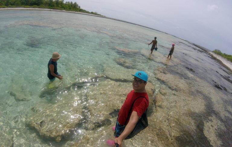 Tikehau na Polinésia
