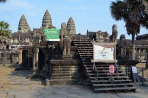 turistas foram presos no Camboja