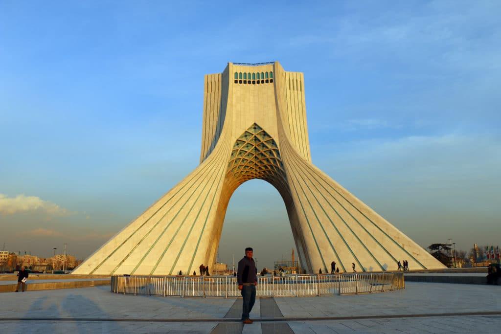 Viagem para o Irã