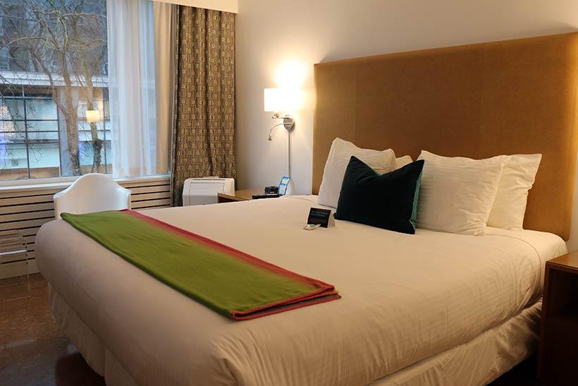 Hotel The Burrard, melhor solução de hospedagem no centro de Vancouver
