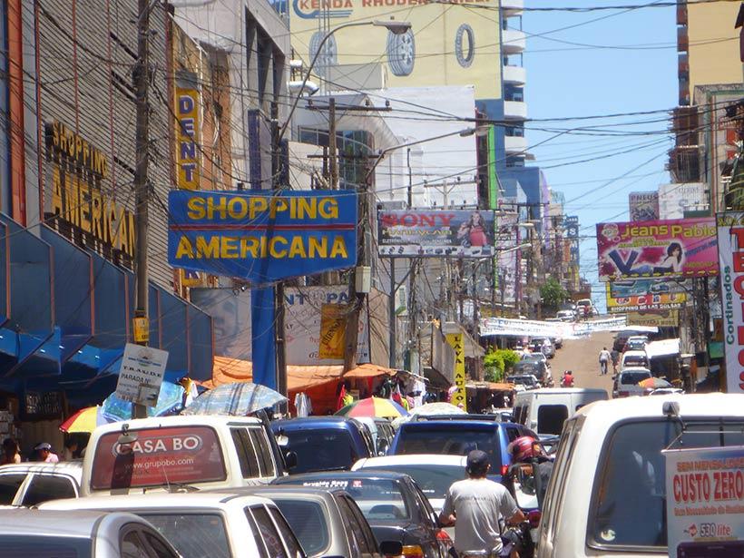 Compras Paraguai