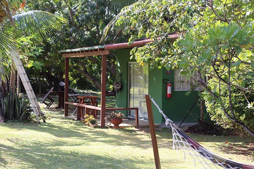 Belo lugar para relaxar em Noronha