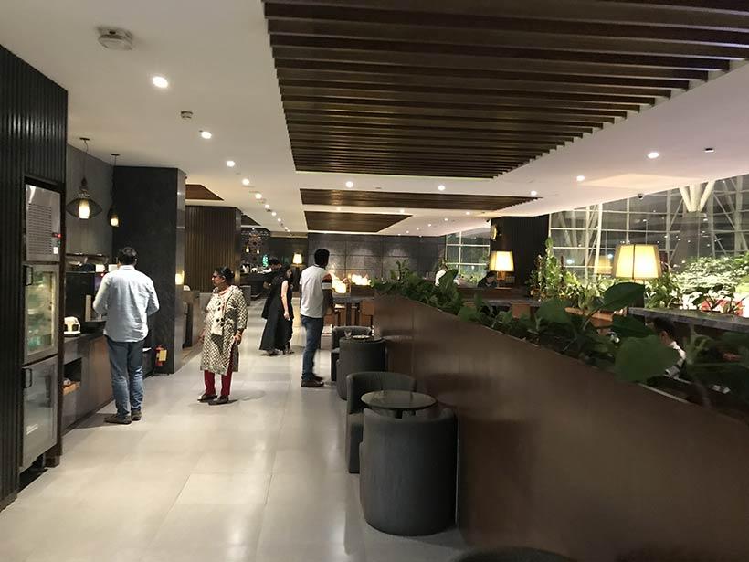 VIP Lounge de Bangalore