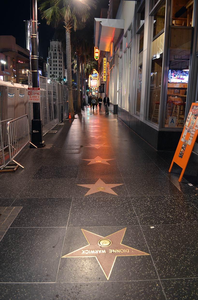 Apenas mais uma rua de Los Angeles