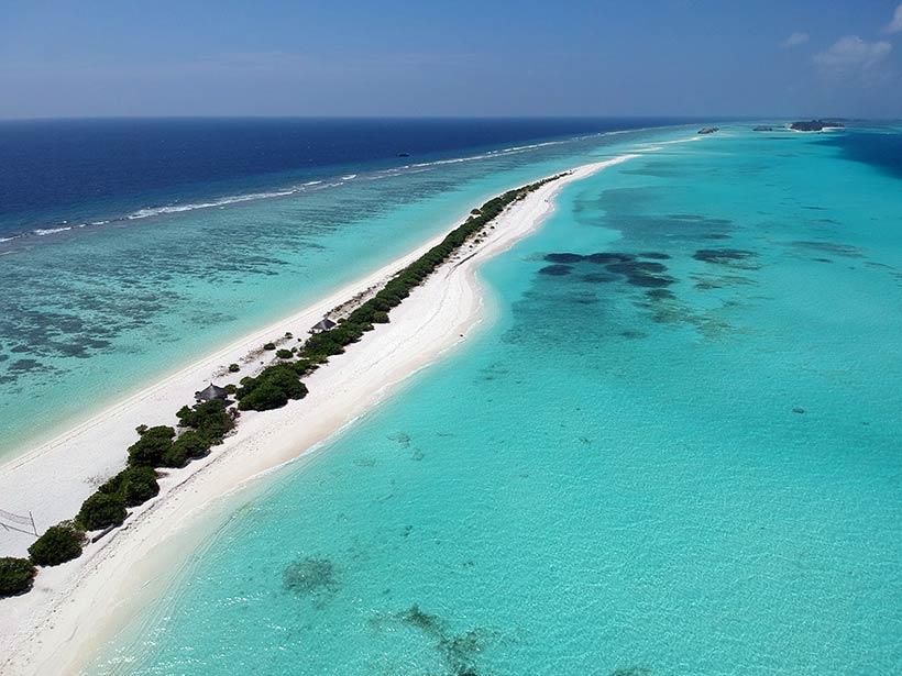 Maldivas é barato para viajar em ilhas locais