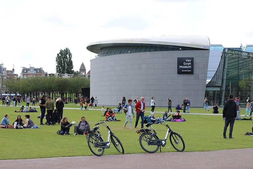 Museu de Van Gogh em Amterdam
