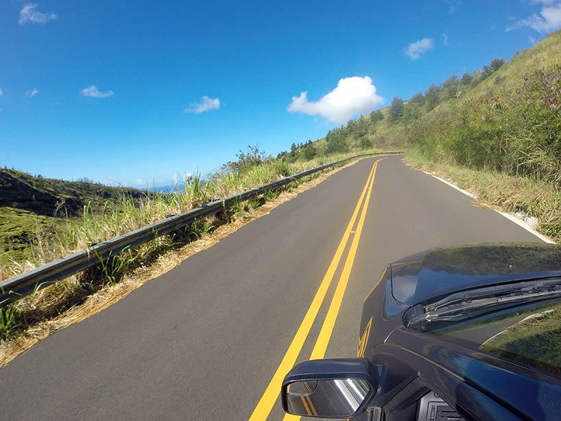 Roadtrip nos EUA com carro alugado