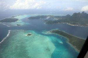 Tahiti Bora Bora Onde fica