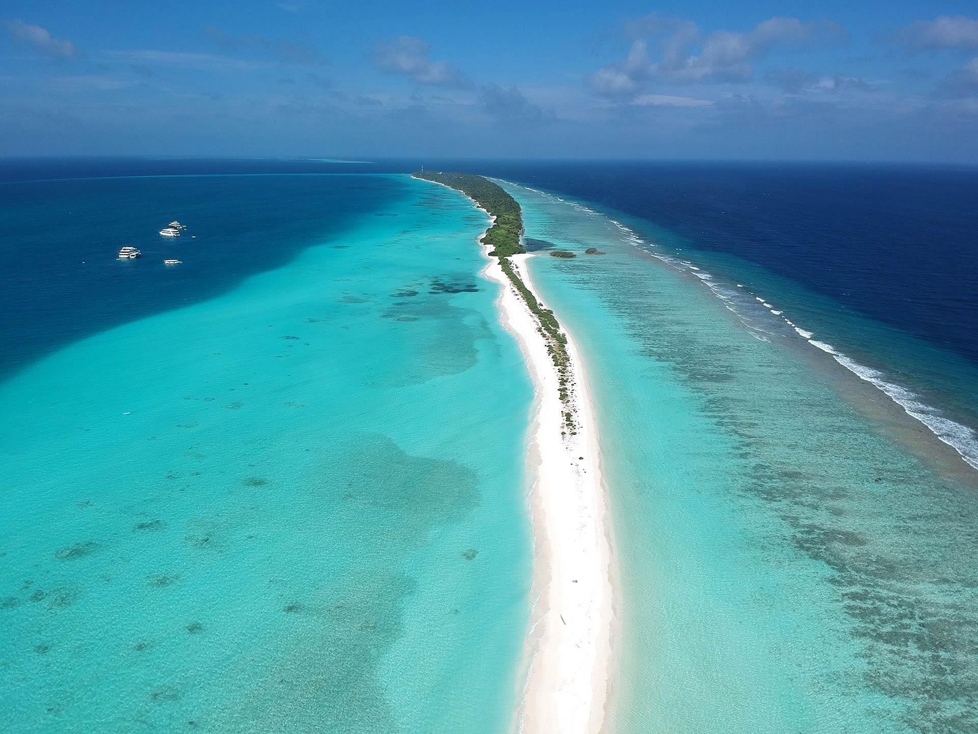 Reabertura das Maldivas