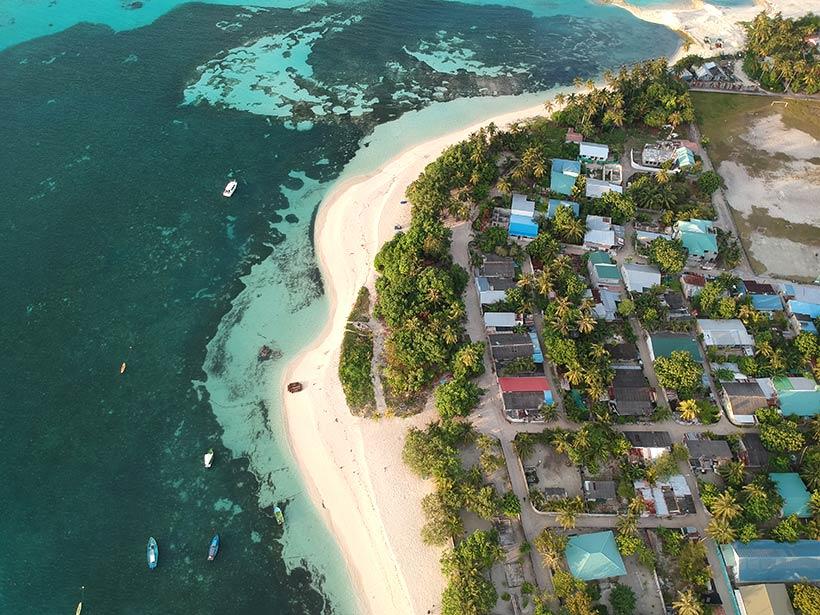Reabertura das Maldivas - Dhangheti