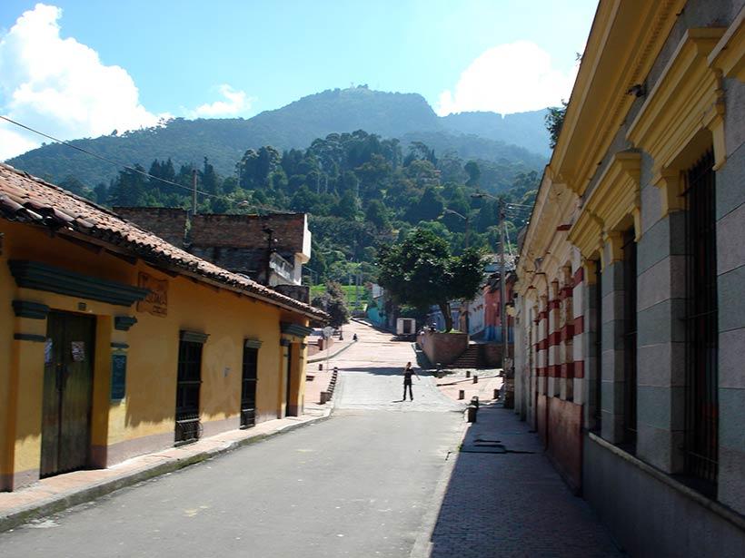 Capital da Colômbia